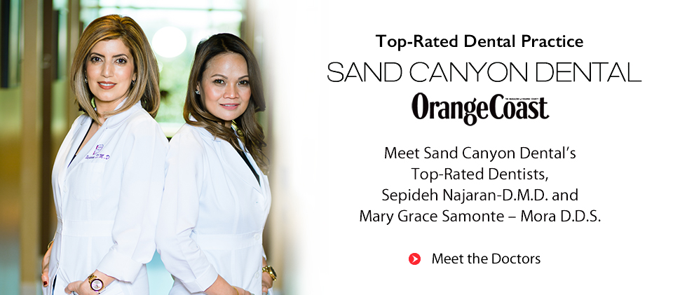 Slider1 - Top-Rated Dentist - Sand Canyon Dental - Dentist Irvine CA